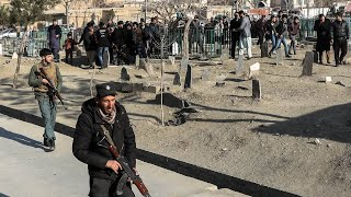 video: Afghan journalists fear for their lives as Taliban suspected in spate of deadly attacks