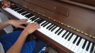 Beautiful Disaster - Jon McLaughlin [Piano Cover]