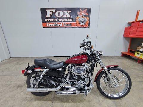 2005 Harley-Davidson Sportster® XL 1200 Custom in Sandusky, Ohio - Video 1