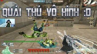 TXT -  M4A1-S Predator (Quái Thú Vô Hình) - TXT Zombie V4