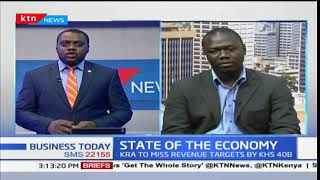 State of the Economy: Kenya's debt to GDP pegged at 49%