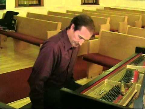 Tom Denker Explains Proper Piano Tuning Techniques