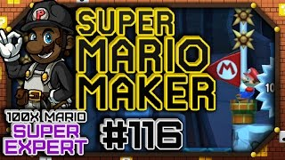 "Super Mario Maker w/ PKSparkxx #115 - 100 Mario SUPER Expert Courses | ""THANK YOU, #PKPLANET!"""