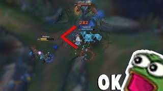 Here's How INSANE ZAC'S TIMING Saved Shiphtur.... | Funny LoL Series #287