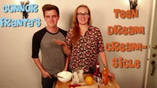 CONNOR FRANTA'S Teen Dream Creamsicle