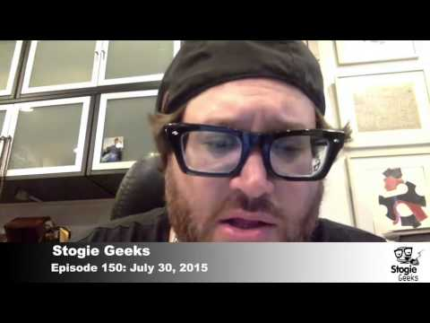Stogie Geeks Episode 150 – Interview with Jonathan Drew