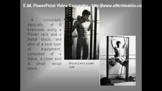 Bruce Lee's Workouts 2 - Isometrics (1964)