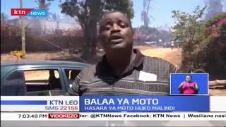 Takriban vyumba mia tano katika mji wa Malindi zinakadiriwa kuangamizwa na mkasa wa moto