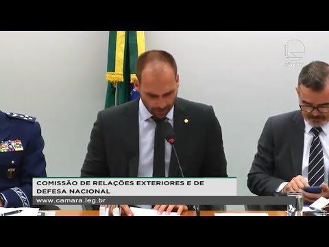 Relações Exteriores e Defesa Nacional - Centro de Lançamento de Alcântara - 06/08/2019 - 14:48