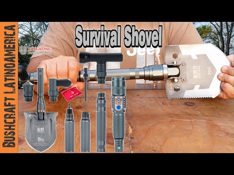 Pala de Supervivencia / Survival Shovel