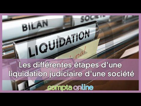Procédures collectives : la liquidation judiciaire