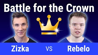 Battle for the Crown: Zdenek Zizka vs. Ryan Rebelo