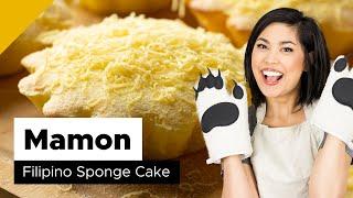 Mamon Recipe | Sponge Cake Recipe Easy (Filipino Dessert)