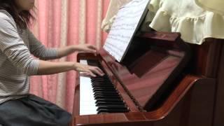 シンデレラより「夢はひそかに」 ~大人のピアノ~