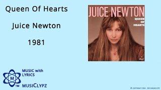 Queen Of Hearts - Juice Newton 1981 HQ Lyrics MusiClypz