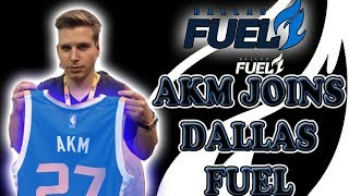 DALLAS FUEL SIGN AKM! | CAN DALLAS FUEL MAKE THE PLAYOFFS?