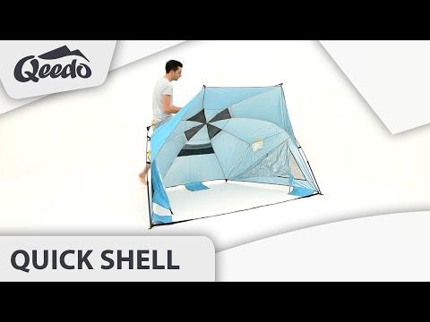 Qeedo Quick Shell Strandschirm