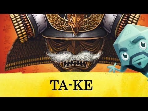 TA-KE Review - with Zee Garcia