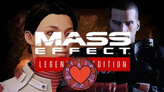 MASS EFFECT 2 Legendary Edition - Ashley Williams romance