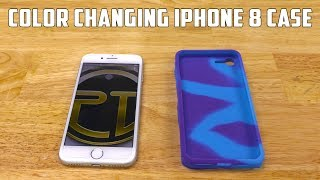 DIY Apple iPhone 8 Silicone Case | Changes Color In Sunlight - Video Youtube