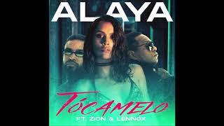 Alaya Ft. Zion & Lennox   Tócamelo