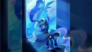 Princess Luna Tribute ( Nightcore God Is A Girl )