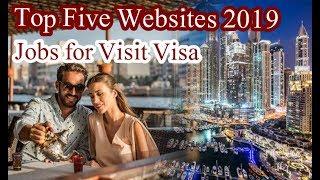 Top 5 Websites To Find Job In Dubai   UAE Jobs 2019