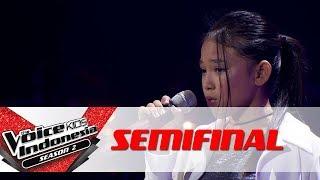 "Anneth ""It's A Man's Man's Man's World""   Semifinal   The Voice Kids Indonesia Season 2 GTV"