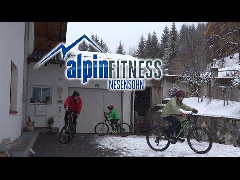 Kids learn how to Mountain Bike #2