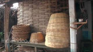 Basket Makers in Kuchipudi Village