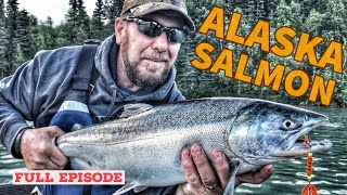 Alaska Kenai River Salmon