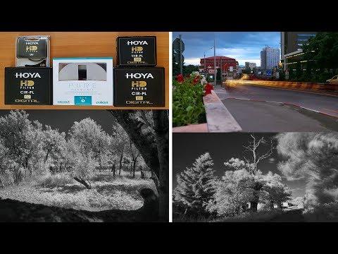Filtre foto de protectie, UV, de polarizare, ND si infrarosu. Pe multe am aruncat banii