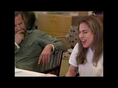 Lady Gaga and Bradley Cooper Shallow Star Is Born