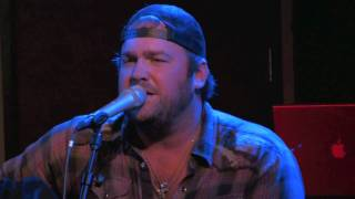 Lee Brice - These Last Few Days - The Track Shack Studios