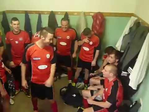 Union 12- Vardar Viena 0:3 (0:1) Siegesschrei in der Kabine