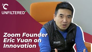 youtube video thumbnail - Zoom Founder Eric Yuan on Innovation | Unfiltered Powered by Crimson