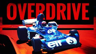 OVERDRIVE - a tribute to 1970s Formula 1