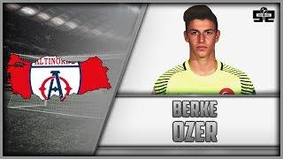 Berke Özer | Best Saves | WELCOME TO FENERBAHCE | Altinordu & Turkey U17 - 2016/2017 Review HD