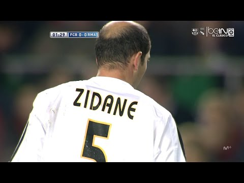 Zinedine Zidane Top 15 Crazy Goals \ Top 15 Super Skills