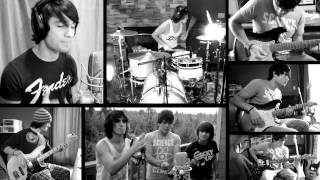 Paramore - That's What You Get (cover) DMF / Ricky / Jose