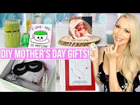 Εύκολα δώρα της τελευταίας στιγμής για τη γιορτή της μητέρας