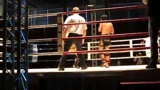preview picture of video 'Finał Mistrzostwa Polski w Kickboxingu 2013 w Kleszczowie'