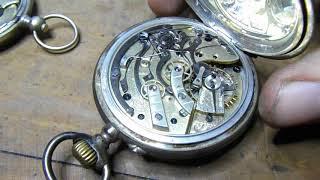 Qualitätsunterschiede bei Kleinuhren, quality differences by watches