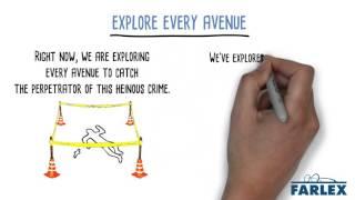 explore every avenue