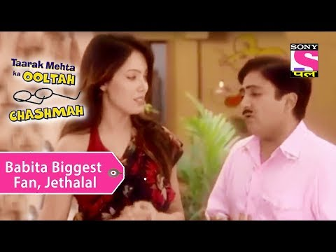 Your Favorite Character   Babita Biggest Fan, Jethalal   Taarak Mehta Ka Ooltah Chashmah