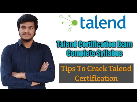 53.How to Crack Talend Certification Part-1 l Talend Certification ...