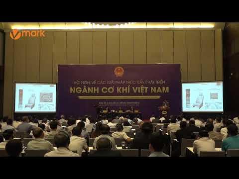 Ông Toru Kinoshita - Hội nghị về các giải pháp thúc đẩy phát triển ngành cơ khí Việt Nam