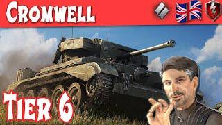 WOT Blitz - Cromwell Full Tank Review Tier 6 British Medium ||WOT Blitz||