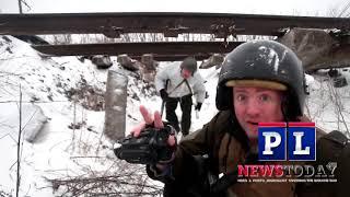 Украинская война: на передовой со снайперами ДНР