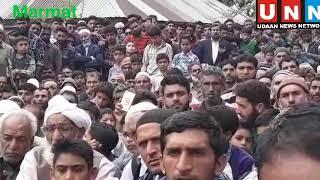 #Lok Sabha elections 2019 GH nabi azad visited goha marmat hold public rallies